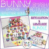 BUNNY & EASTER EGGS SMASH MATS, BUNDLE (ARTIC & LANGUAGE)