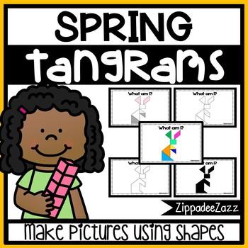 Tangrams for Spring
