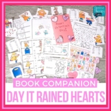 The Day It Rained Hearts: Speech and Language Activities