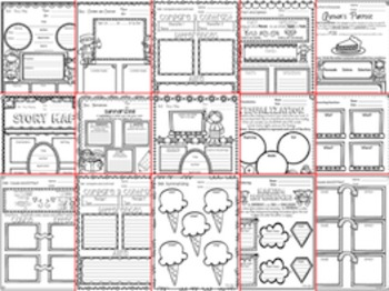 Graphic Organizers:  Reading Comprehension