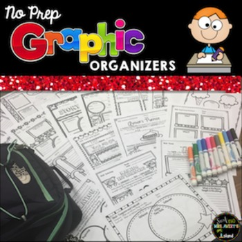 Graphic Organizers:  Reading Comprehension