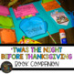 Twas the Night Before Thanksgiving Book Companion and Lapbook