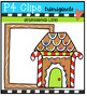 Gingerbread Lane (P4 Clips Trioriginals Digital Clip Art)