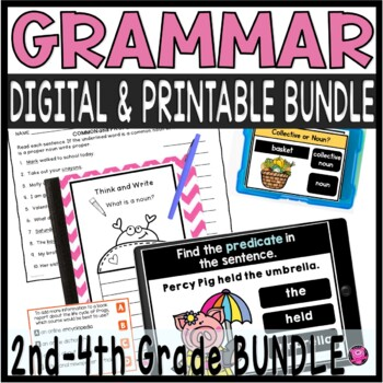 Flip Books for First Second and Third Grade English Language Arts
