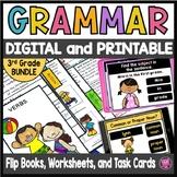 Back to School English Language Arts Bundle with Lesson Pl