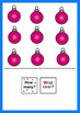 HOW MANY? WHAT COLOR? Adapted Book for Autism - Christmas Book