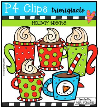 Holiday Treats (P4 Clips Trioriginals Clip Art)