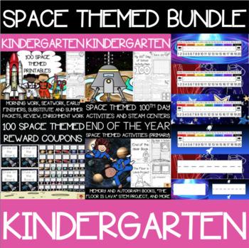 Kindergarten Space Supplies Bundle