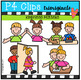 Kindness Matters (P4 Clips Trioriginals Clip Art)
