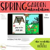 NO PRINT Spring Garden Articulation - J Edition