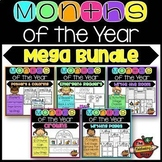 Months of the Year Mega Bundle