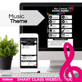 Music Parent Communication Google Slides Template | Smart