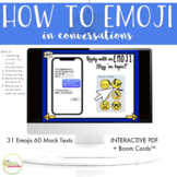 NO PRINT How to Emoji Conversation Skills