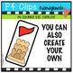 P4 COUNTS Sand Castles (P4 Clips Trioriginals Clip Art)
