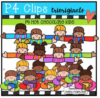 P4 HOT CHOCOLATE Kids (P4 Clips Trioriginals)