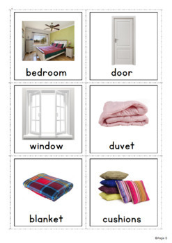 VOCABULARY PHOTO CARDS (pack 2)
