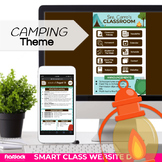 Parent Communication Google Slides Template   Smart Class App Website   Camping