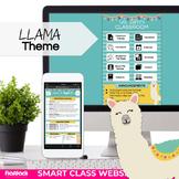 Parent Communication Google Slides Template   Smart Class App Website   Llama