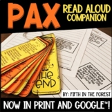 Pax Read Aloud Companion for Distance Learning