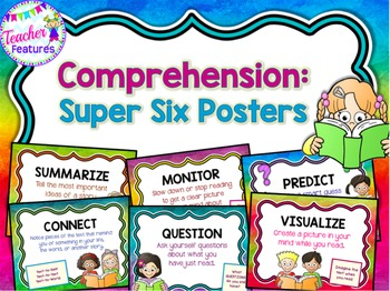 Reading Comprehension & Strategies Bundle
