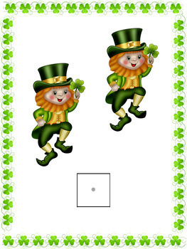 Saint Patrick`s Day BUNDLE for Autism and Special Education
