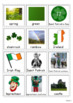 Saint Patrick`s Day Cards for Autism, Pecs