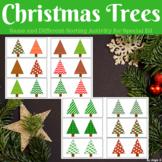 Christmas Trees Activity