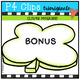Shamrock Penguins (P4 Clips Trioriginals Clip Art)