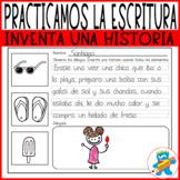 Spanish Creative Writing Worksheets Escritura Creativa Esp