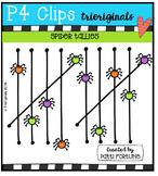 Spider Tallies (P4 Clips Trioriginals Digital Clip Art)