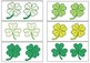St. Patrick`s Day Matching Activity - Same and Different