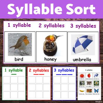 Syllable Sorting