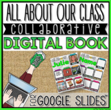 All About Our Class Collaborative Presentation in Google Slides