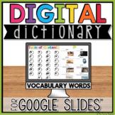 DIGITAL Dictionary in Google Slides™
