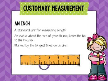Linear Measurement PowerPoint