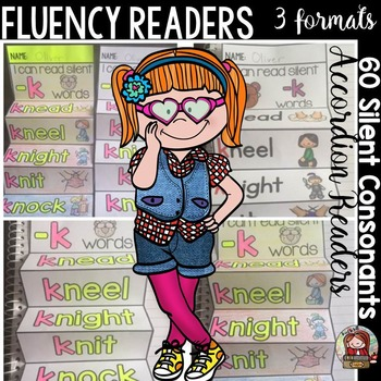 PHONICS: FLUENCY READERS: SILENT CONSONANTS