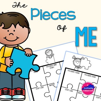 *50% OFF* The Pieces of Me-Getting to Know Your Students