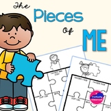 The Pieces of Me-Getting to Know Your Students