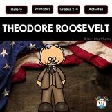 Theodore Roosevelt Activity Pack {Articles, Activities & Flip Book}