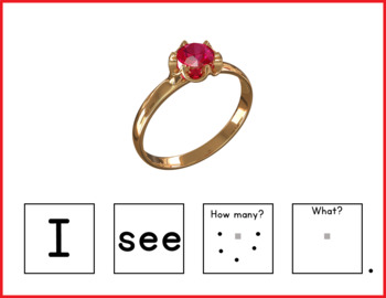 Valentine`s Day Activity for Speech Therapy