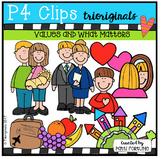 Values and What Matters (P4 Clips Trioriginals Clip Art)