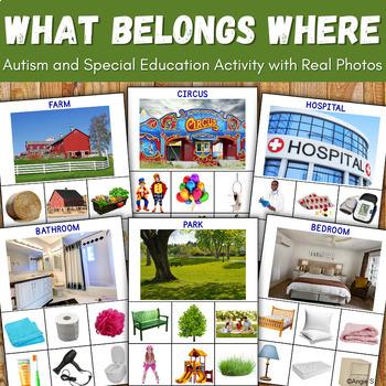 What Belongs Where