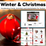 Winter and  Christmas Activities and Worksheets