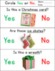 Yes/No Questions- Winter & Christmas