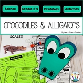 Crocodiles and Alligators Craft Project and Activity Pack