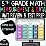 End of Year Test Prep | Measurement and Data 5th Grade