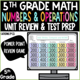 End of Year Test Prep | Numbers in Base Ten 5th Grade