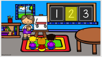 Google Classroom Syllable Practice
