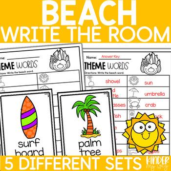 Write the Room - Beach