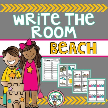 Write the Room - Beach